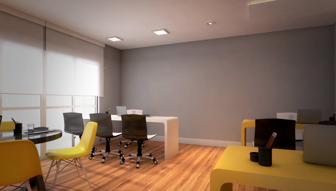 10 Awesome Office Interior PSD Mockups to make your business look bigger | Web Design 101